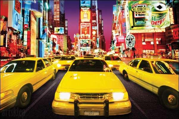 taksówka NY